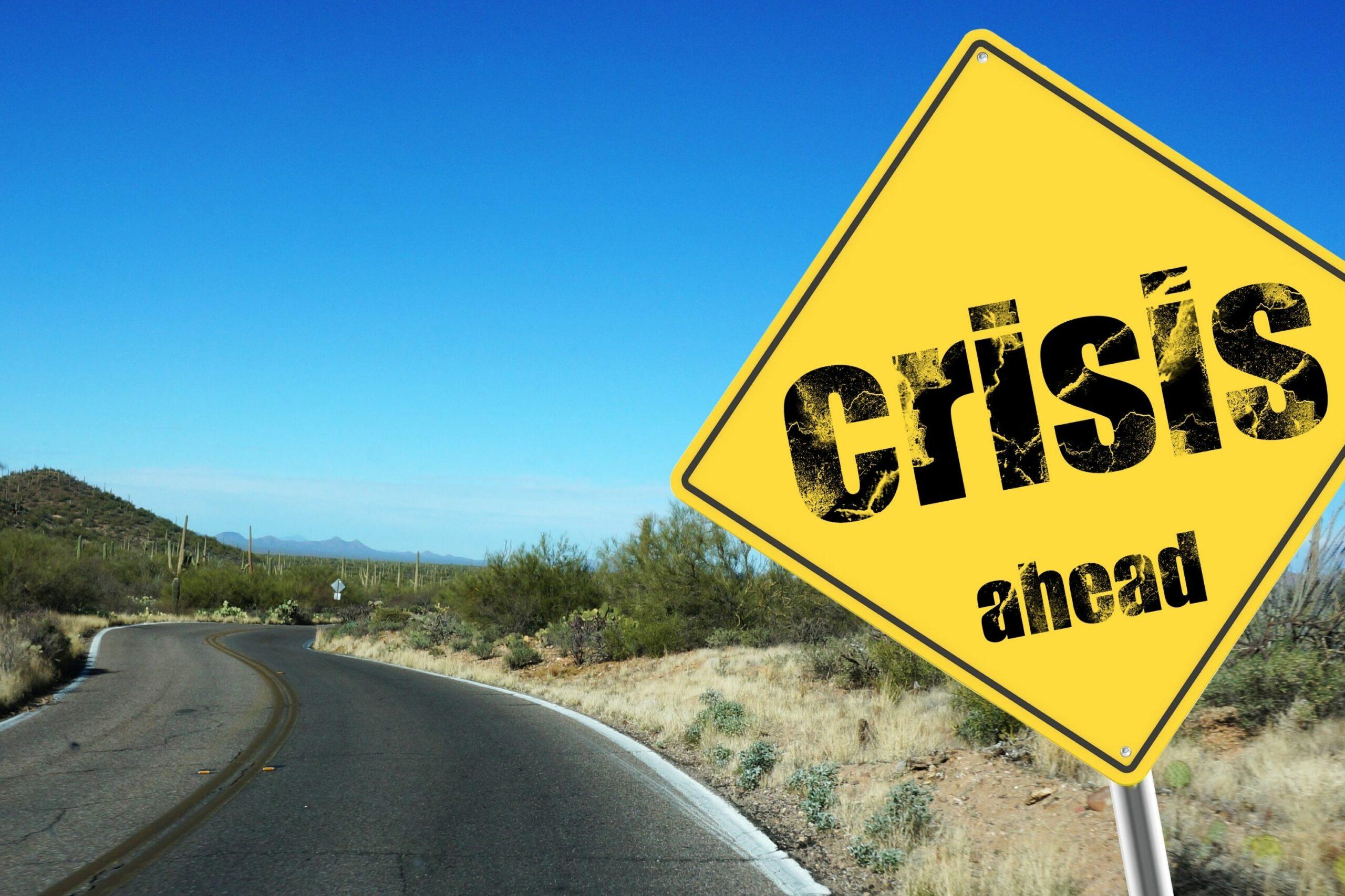 Führungskräfte Krise